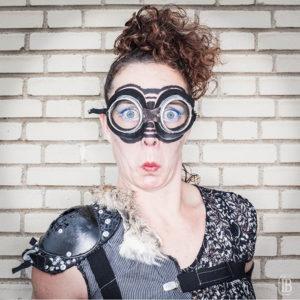 Céline Rouleaud - Chorégraphe, metteur en scène, comédienne, danseuse, musicienne - Cie Blaka