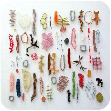 Artiste textile – Marian Dijlenga