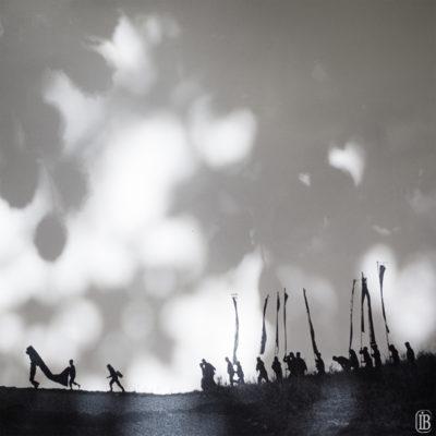 Photographie d'une photographie de Shoji Ueda
