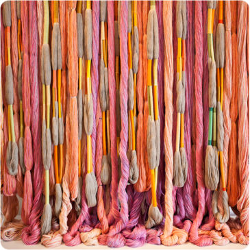 Sheila Hicks – Centre Pompidou