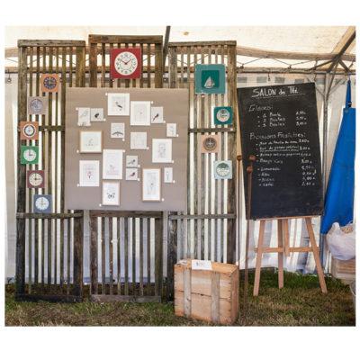 Exposition artisanat-brocante