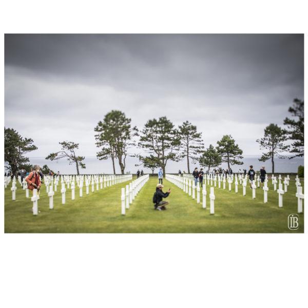 Colleville sur Mer - Cimetière militaire américain